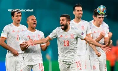 Statistik Kunci 4 Tim Semifinalis Euro 2020 Spanyol Calon Kuat Juara.jpg