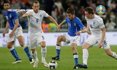 Statistik Lengkap Jelang Final Euro 2020 Italia Diunggulkan, Namun Inggris Berpeluang Juara