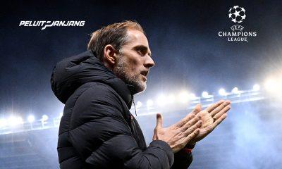 T. Tuchel pelatih Chelsea