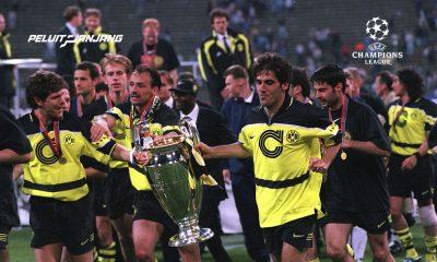 Borussia Dortmund, juara UCL 1997