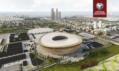 Stadion Lusail, tempat final Piala Dunia 2022