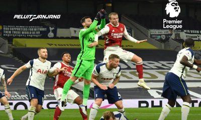 Tottenham 2-0 Arsenal (Desember 2020)