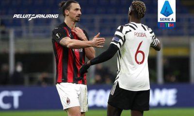 Zlatan Ibrahimovic dan Paul Pogba