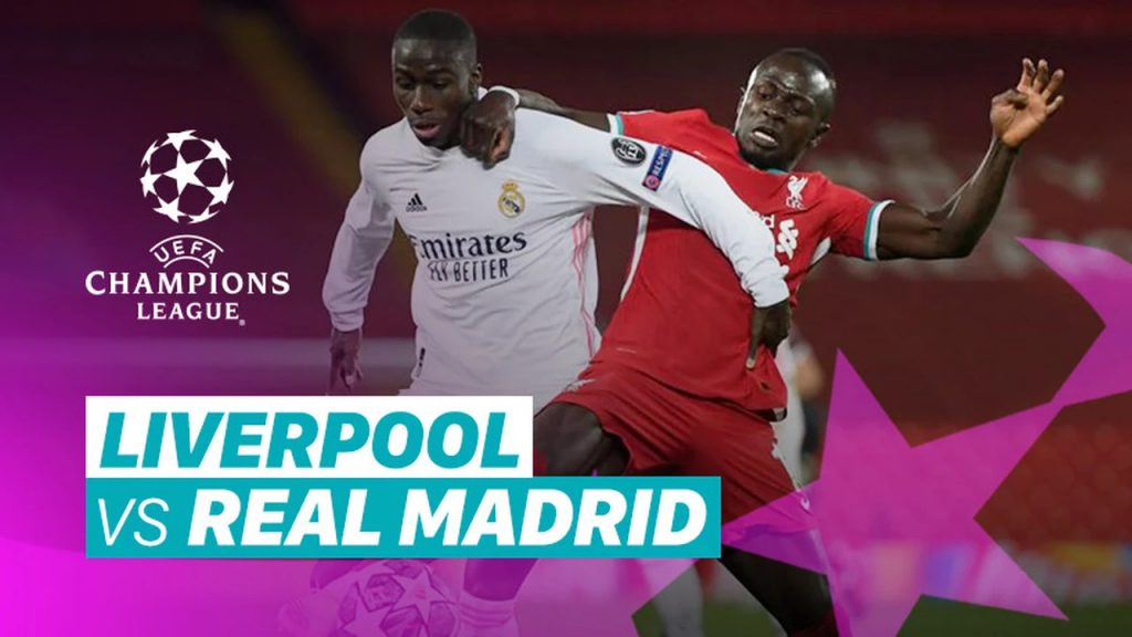 Liverpool 0-0 Real Madrid 8 Besar – 2nd Leg