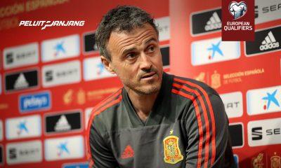 L. Enrique Spain Manager