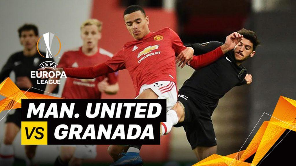 Man United 2-0 Granada 8 Besar – 2nd Leg