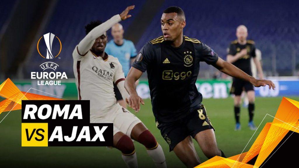 Roma 1-1 Ajax 8 Besar – 2nd Leg