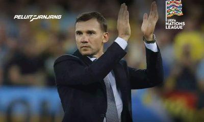 shevchenko ukraine coach